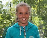 Luisa Meyer auf der Heide (GER) als Besucherin beim ATP Turnier,Zuschauer,Fan,<br /> <br /> Tennis - Gerry Weber Open - ATP 500 -  Gerry Weber Stadion - Halle / Westf. - Nordrhein Westfalen - Germany  - 18 June 2015. <br /> &copy; Juergen Hasenkopf