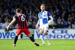 Chris Lines of Bristol Rovers - Mandatory by-line: Dougie Allward/JMP - 14/04/2018 - FOOTBALL - Memorial Stadium - Bristol, England - Bristol Rovers v Blackburn Rovers - Sky Bet League One