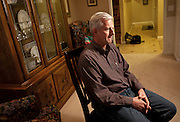Jacob Helland reflects on his father, Fritz Helland's memory during an interview in his home in Sandy, Thursday, Nov. 1, 2012.