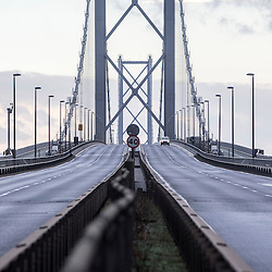 Forth Road Bridge closed