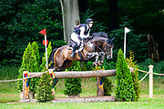 Joelle Celina Selenkowitsch - Akeby's Zum Glueck<br /> FEI European Championships Junior and Young Riders 2019<br /> © DigiShots