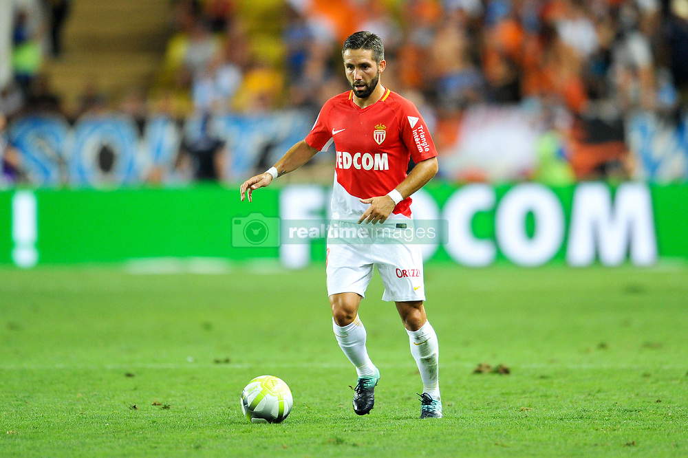 August 27, 2017 - Monaco, France - 08 JOAO MOUTINHO  (Credit Image: © Panoramic via ZUMA Press)