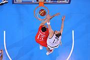 DESCRIZIONE : Torino Coppa Italia Final Eight 2012 Quarto di Finale EA7 Emporio Armani Milano Canadian Solar Bologna<br /> GIOCATORE : Viktor Sanikidze<br /> CATEGORIA : special schiacciata<br /> SQUADRA : Canadian Solar Bologna<br /> EVENTO : Suisse Gas Basket Coppa Italia Final Eight 2012<br /> GARA : EA7 Emporio Armani Milano Canadian Solar Bologna<br /> DATA : 16/02/2012<br /> SPORT : Pallacanestro<br /> AUTORE : Agenzia Ciamillo-Castoria/C.De Massis<br /> Galleria : Final Eight Coppa Italia 2012<br /> Fotonotizia : Torino Coppa Italia Final Eight 2012 Quarto di Finale EA7 Emporio Armani Milano Canadian Solar Bologna<br /> Predefinita :