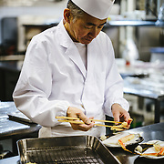 Sushi chef, Rusutsu Resort