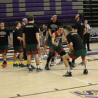 Men's Basketball: New York University Violets vs. Washington University (Missouri) Bears