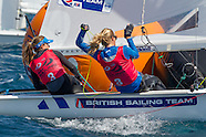 2015  ISAf SWC |470 Women | day 2