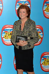 Cilla Black arrives at the show.<br /> Celebrities attend the opening night of new West End show 'I Can't Sing' at The London palladium, London, UK. Wednesday, 26th March 2014. Picture by Ben Stevens / i-Images
