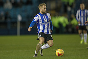 Barry Bannan (Sheffield Wednesday) during the Sky Bet Championship match between Sheffield Wednesday and Burnley at Hillsborough, Sheffield, England on 2 February 2016. Photo by Mark Doherty.