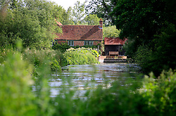 UK ENGLAND WILTSHIRE 26JUN08 - Old mill on the river Kennet near Stichcoombe in rural Wiltshire, western England...jre/Photo by Jiri Rezac / WWF UK..© Jiri Rezac 2008..Contact: +44 (0) 7050 110 417.Mobile:  +44 (0) 7801 337 683.Office:  +44 (0) 20 8968 9635..Email:   jiri@jirirezac.com.Web:     www.jirirezac.com..© All images Jiri Rezac 2008 - All rights reserved.