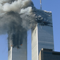 September 11 Terrorist Attack on NYC