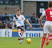 Dundee's Simon Ferry - Dundee v Rotherham United - pre-season friendly at Dens Park <br /> <br />  - &copy; David Young - www.davidyoungphoto.co.uk - email: davidyoungphoto@gmail.com