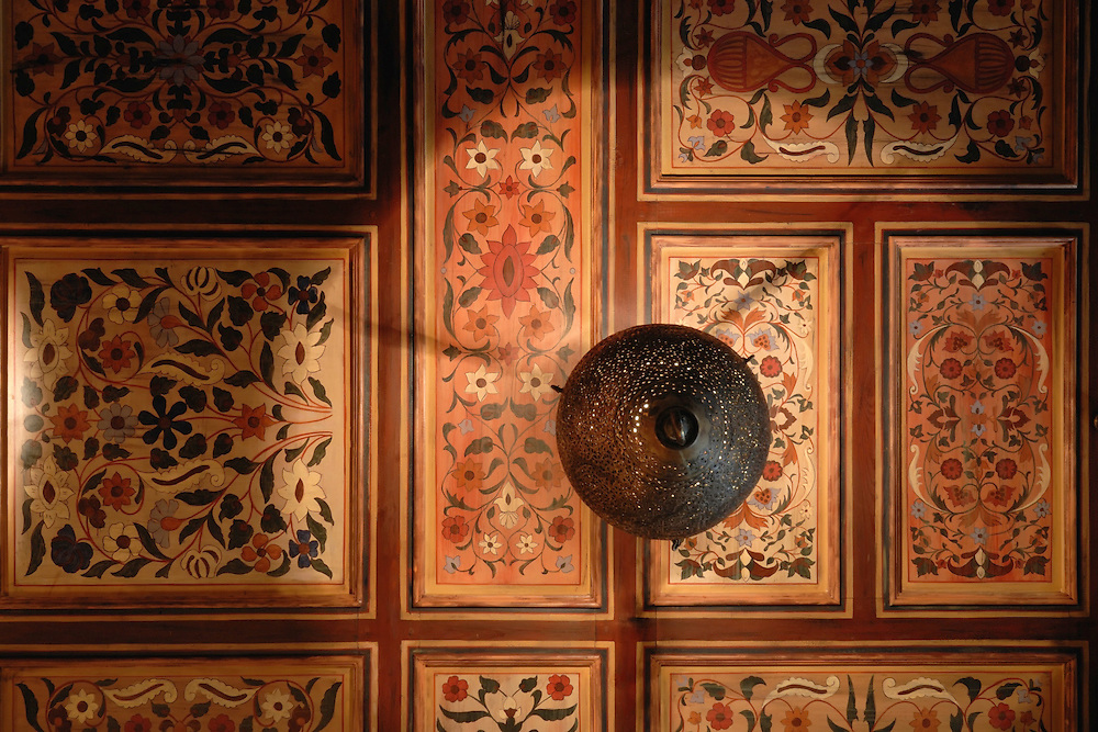 Nokoush Showroom, a Cairo based design atelier trying to revive the oriental heritage.