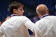 Riccardo Fois<br /> Nazionale Italiana Maschile Senior<br /> Eurobasket 2017 - Group Phase<br /> Italia Germania Italy Germany<br /> FIP 2017<br /> Tel Aviv, 05/09/2017<br /> Foto M.Ceretti / Ciamillo - Castoria
