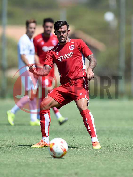 Marlon Pack of Bristol City  - Mandatory by-line: Joe Meredith/JMP - 22/07/2016 - FOOTBALL - La Manga Training Ground - La Manga, Murcia - UCAM v Bristol City - Pre-season friendly