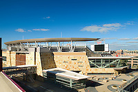 New Minnesota Twins stadium set to open in spring of 2010.