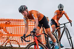 WORST Annemarie (NED) during Women Elite race, 2020 UCI Cyclo-cross Worlds Dübendorf, Switzerland, 1 February 2020. Photo by Pim Nijland / Peloton Photos | All photos usage must carry mandatory copyright credit (Peloton Photos | Pim Nijland)