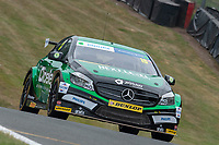 #15 Tom Oliphant Ciceley Motorsport Mercedes-Benz A-Class during BTCC Practice  as part of the BTCC Championship at Oulton Park, Little Budworth, Cheshire, United Kingdom. June 09 2018. World Copyright Peter Taylor/PSP.