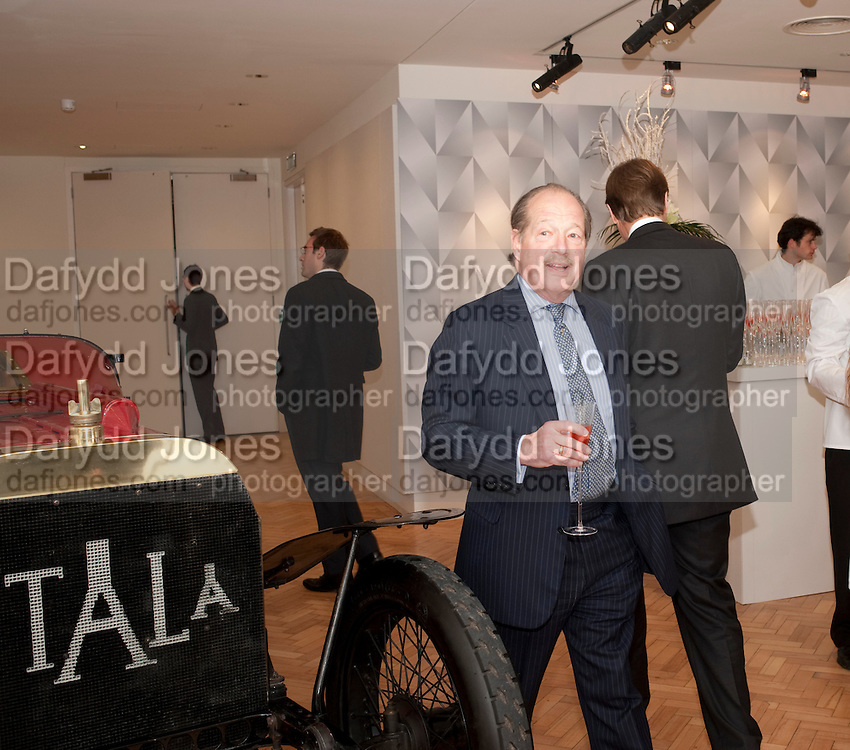 GREGORY WOLCOUGH, Bonhams Auction house hosts festive drinks to preview the first phase of the reconstruction of its Mayfair Headquarters - due for completion in 2013.<br /> Bonhams, 101 New Bond Street, London, 19 December 2011.