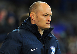 Preston North End manager Alex Neil looks on- Mandatory by-line: Nizaam Jones/JMP - 29/12/2017 -  FOOTBALL - Cardiff City Stadium - Cardiff, Wales -  Cardiff City v Preston North End - Sky Bet Championship