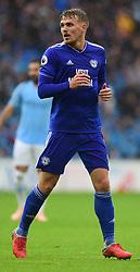 Danny Ward of Cardiff City - Mandatory by-line: Alex James/JMP - 22/09/2018 -  FOOTBALL - Cardiff City Stadium - Cardiff, Wales -  Cardiff City v Manchester City - Premier League