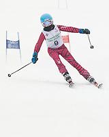 Gunstock Ski Club's Gus Pitou race J5 January 1, 2010.