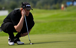 19.09.2010, Country Club Diamond, Atzenbrugg, AUT, Golf, Austrian Golf Open 2010 Final, im Bild Chris Gane (ENG), EXPA Pictures 2010, PhotoCredit: EXPA/ S. Trimmel