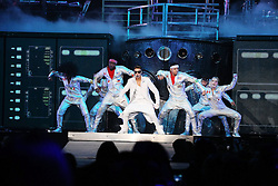 10.08.2013, Philips Arena, Atlanta, USA, Justin Bieber, Believe Tour, im Bild Justin Bieber performing as part of The Believe Tour // during performing as part of The Believe Tour at Philips Arena in Atlanta, United States of Amerika on 2013/08/10. EXPA Pictures © 2013, PhotoCredit: EXPA/ Newspix/ MediaPunch Inc<br /> <br /> ***** ATTENTION - for AUT, SLO, CRO, SRB, BIH, TUR, SUI and SWE only *****
