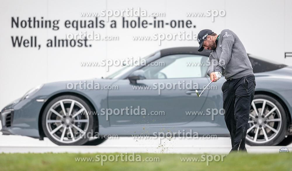 26.09.2015, Beckenbauer Golf Course, Bad Griesbach, GER, PGA European Tour, Porsche European Open, im Bild John Parry (ENG) // during the European Tour, Porsche European Open Golf Tournament at the Beckenbauer Golf Course in Bad Griesbach, Germany on 2015/09/26. EXPA Pictures © 2015, PhotoCredit: EXPA/ JFK