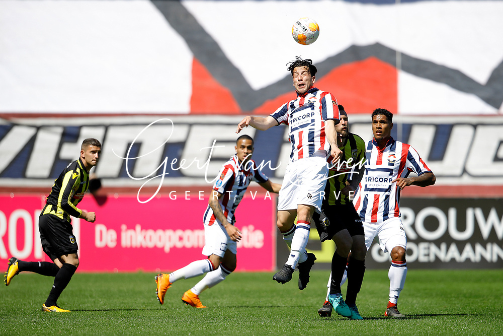 *Thom Haye* of Willem II