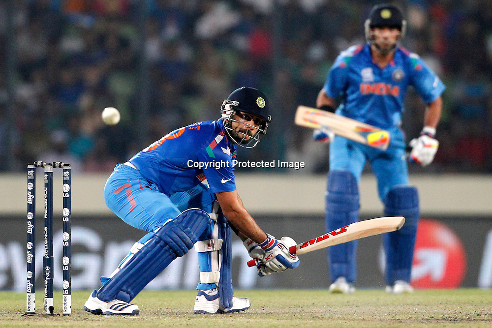 Virat Kohli, ICC T20 cricket World Cup Final - Sri Lanka v India, Sher-e-Bangla National Cricket Stadium, Mirpur, Bangladesh, 6 April 2014. Photo: www.photosport.co.nz