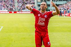 16-08-2017 NED: Europa League FC Utrecht - Zenit St. Petersburg, Utrecht<br /> Sean Klaiber #17 of FC Utrecht