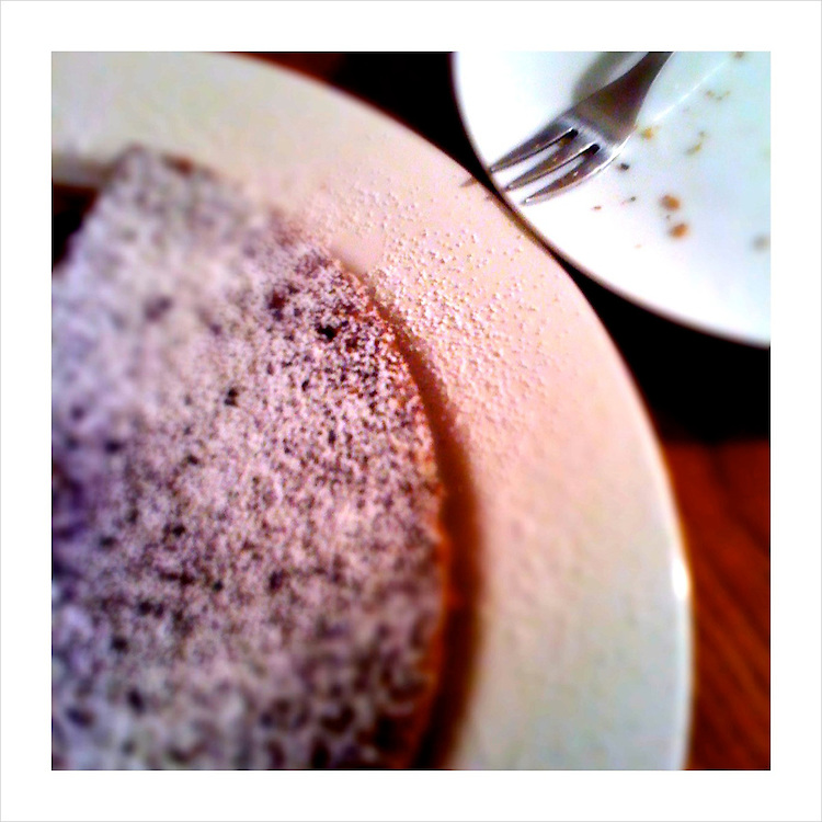 We Ate Cake. San Francisco, CA. 4/7/09 (iPhone image)