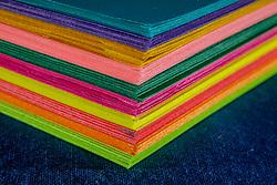 Colored Paper Macro