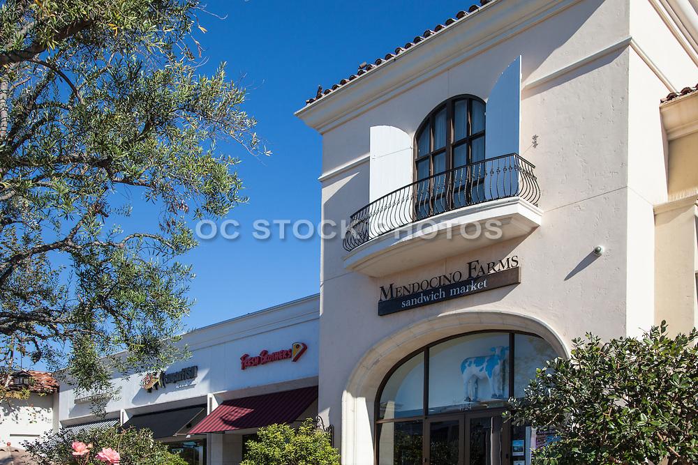 Waterside Shopping Center in Marina Del Rey