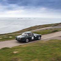 Car 31 Francis Galashan / Graeme Dobbie - Triumph TR4A