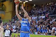 KOPER EUROBASKET 2013 4 SETTEMBRE 2013<br /> NAZIONALE ITALIANA MASCHILE<br /> ITALIA-RUSSIA<br /> NELLA FOTO: LUCA VITALI<br /> FOTO CIAMILLO