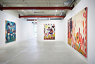 """An image from the """"Ryan Mosley: Thoughts of Man"""" show at Tierney Gardarin Gallery in Chelsea."""