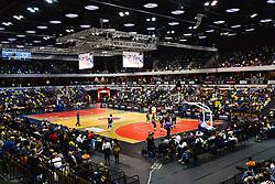 General View inside the arena - Rogan/JMP - 14/10/2018 - BASKETBALL - Copper Box Arena - London, England - British Basketball All-Stars Championship 2018.
