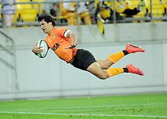 Wellington-Super Rugby, Hurricanes v Jaguares