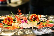 Le championnat de France de sushi a réuni des chefs cuisiniers français et internationaux.<br /> Phase finale Plateau Ping Zhang