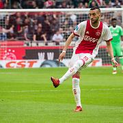 NLD/Amsterdam/20180408 - Ajax - Heracles, Hakim Ziyech