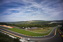 August 25, 2017 - Spa, Belgium - General view of the track during the Formula One Belgian Grand Prix at Circuit de Spa-Francorchamps on August 25, 2017 in Spa, Belgium. (Credit Image: © Xavier Bonilla/NurPhoto via ZUMA Press)