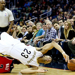 01-05-2015 Washington Wizards at New Orleans Pelicans