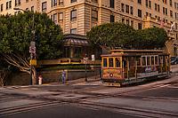 California Street Cable Car @ Powell Street