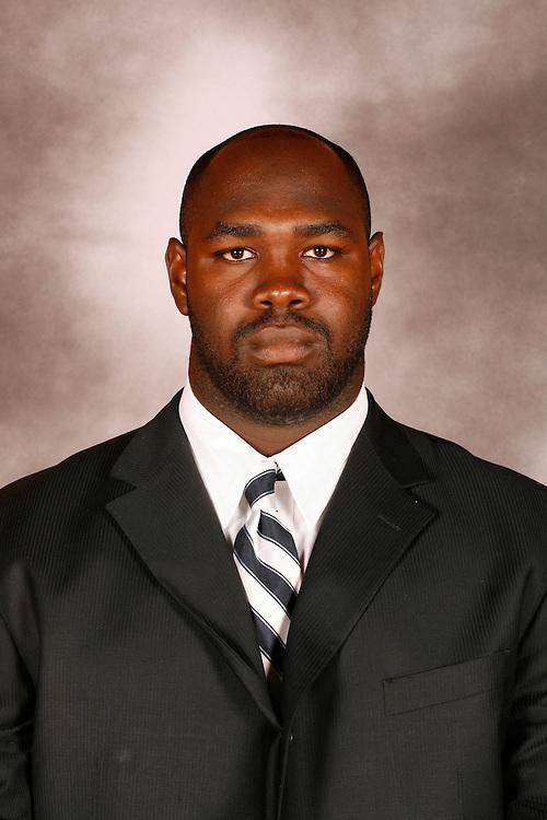 2007 Florida International University Football Head Shots