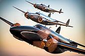 Lockheed Lodestar Flight
