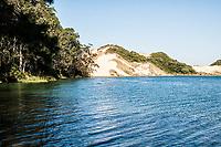 Arroio Corrente Lagoon. Jaguaruna, Santa Catarina, Brazil. / <br /> Lagoa do Arroio Corrente. Jaguaruna, Santa Catarina, Brasil.