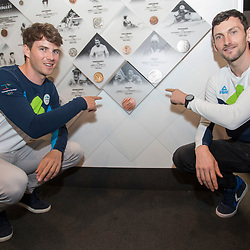 20180416: SLO, Olympic games - Slovenian medallist from Pyeongchang 2018