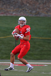 06 Sep 2014: Anthony Warrum during a non-conference NCAA football game between the Delta Devils of Mississippi Valley State and the Redbirds of Illinois State at Hancock Stadium in Normal Il