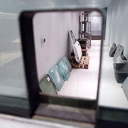 201100623 - BELGIUM , LIEGE - Garage Carat Duchatelet ( caratsecurity ) est une entreprise Belge, sp&eacute;cialis&eacute; dans la carrosserie de luxe et dans les solutions de blindage pour la protection mobile des chefs d'Etat, des transports de fonds, des v&eacute;hicules tout-terrain et des applications militaires. C'est &agrave; Carat Duchatelet que l'ont doit la r&eacute;alisation de la voiture du prince Albert II de Monaco qui servira &agrave; l'occasion de <br /> son mariage.  --  MANDATORY CREDIT : &copy; Scorpix - F.Guerdin/P.Mascart --